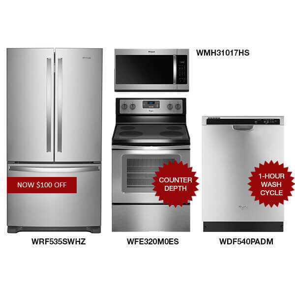 whirlpool kitchen package 1
